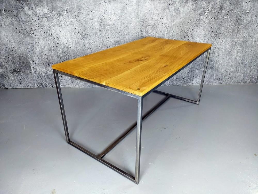 Jídelní stůl z masivu - dub Ryan